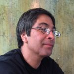 Stephen D. Guiterrez, contributor to Pact Press anthology, Speak and Speak Again